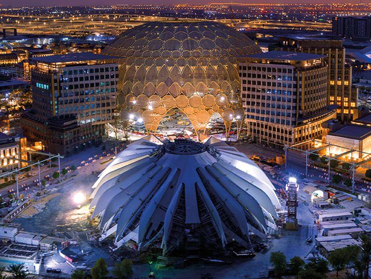 gulfnews.com - Esha Nag, Senior Editor - How Dubai is building the district of the future
