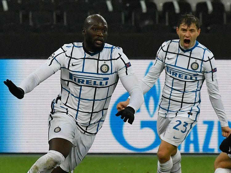 Champions League: Romelu Lukaku double keeps Inter Milan alive | Football –  Gulf News