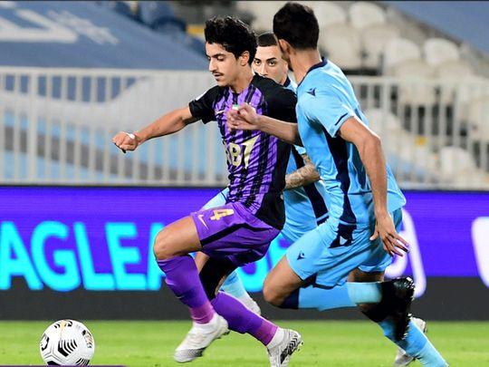 AGL-Al Ain vs Baniyas