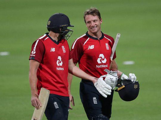 Cricket - Malan & Buttler
