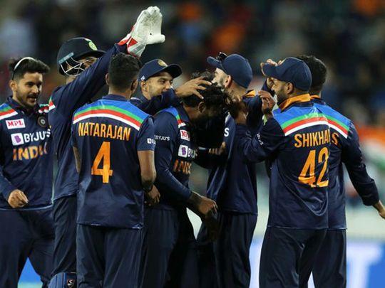 Cricket-India win