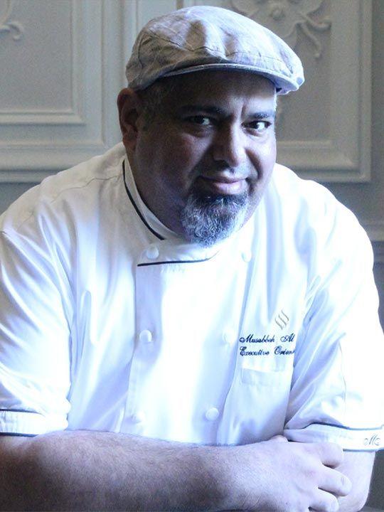 chef MUSABBEH AL KAABI