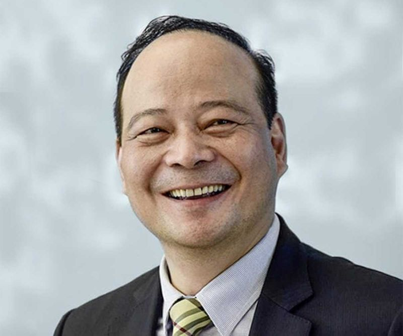 Dr Robin Zeng, CATL (Contemporary Amperex Technology Co., Ltd), the technology leader in lithium-ion batteries.