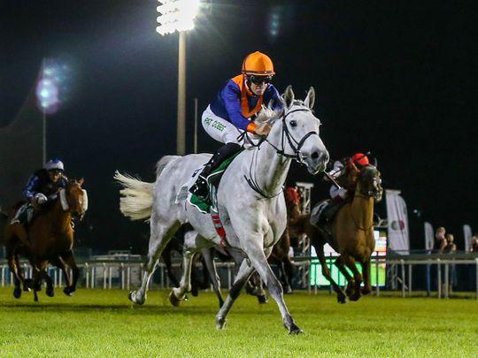Messi wins the Shaikh Zayed Jewel Crown