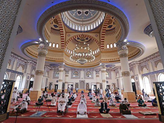 NAT 201204 Friday Prayer Blue Mosque CE001-1607073580525