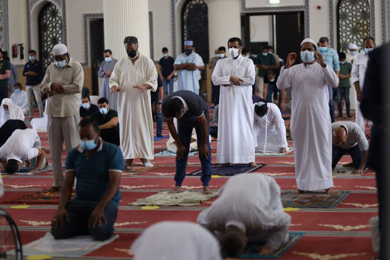 NAT 201204 Friday Prayer Blue Mosque CE006-1607073554761