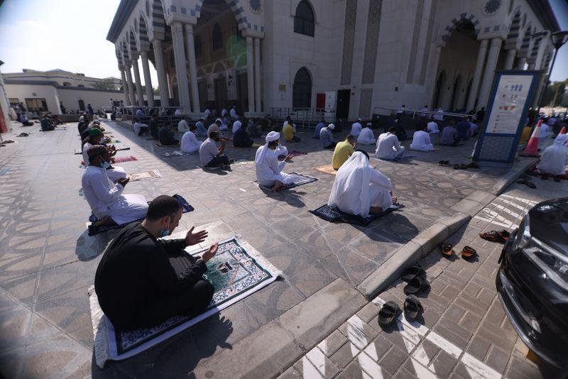 NAT 201204 Friday Prayer Blue Mosque CE013-1607073533356