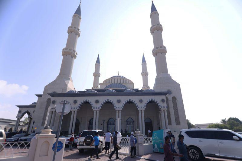 NAT 201204 Friday Prayer Blue Mosque CE016-1607073590696