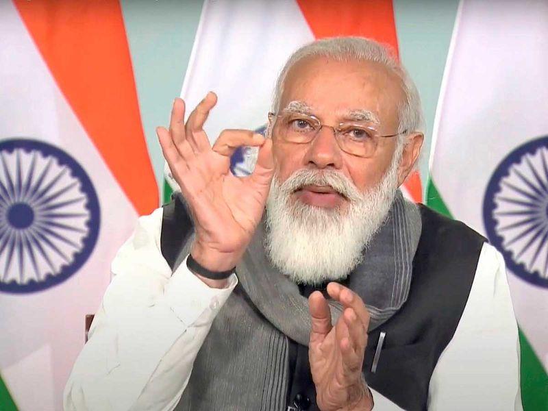 Prime Minister Narendra Modi India