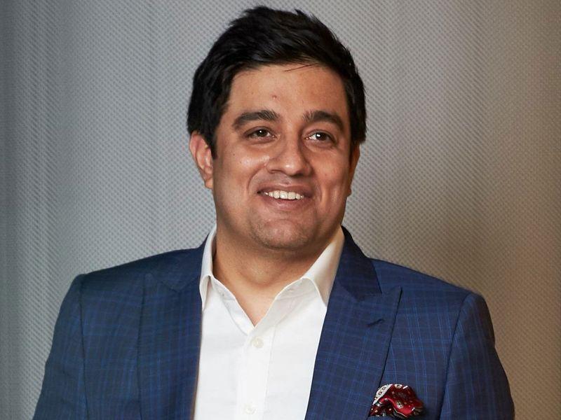 Ramit Harsinghani of b8ta