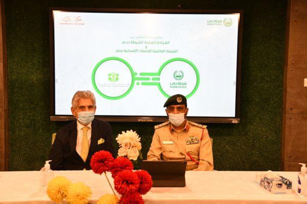 Dubai Police, International Humanitarian City sign MoU-1607157082076
