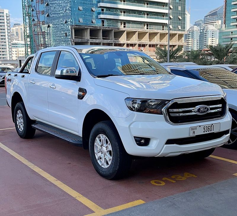 Ford Ranger Parking