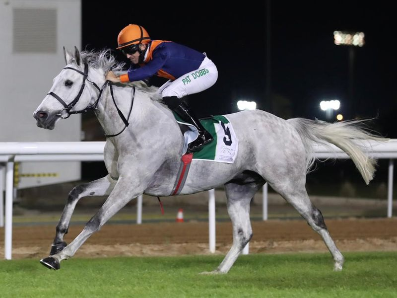 Messi on the way to victory in the 2020 Sheikh Zayed Bin Sultan Al Nahyan Jewel Crown