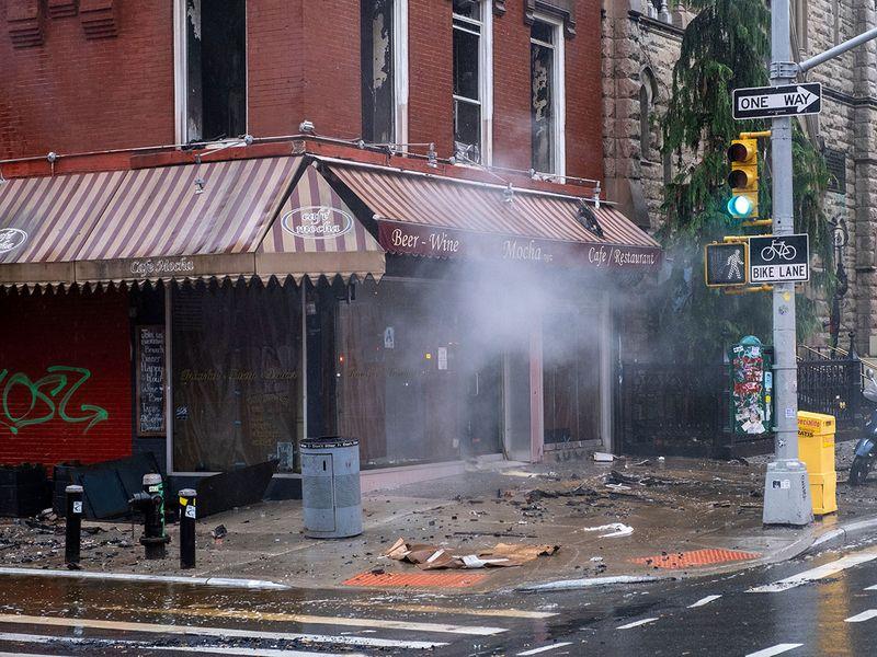 New york church attack