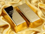 stock gold bars