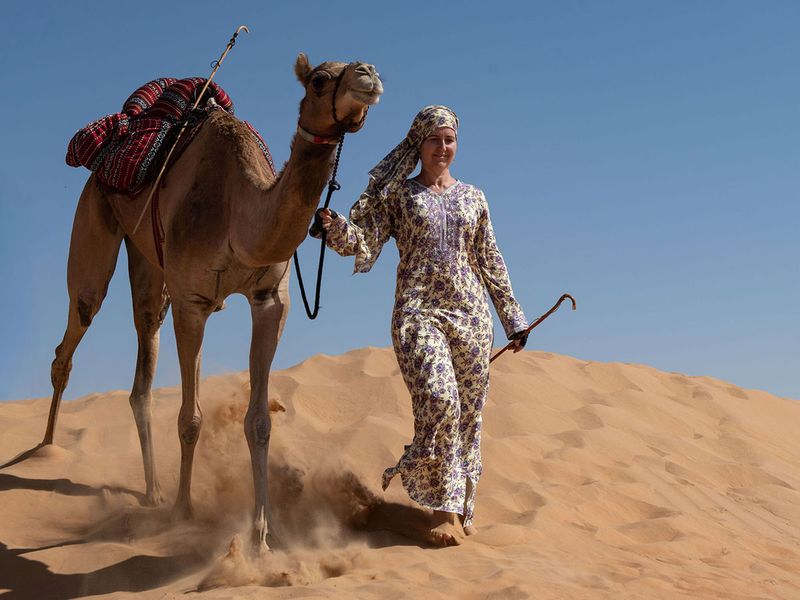 Camel track
