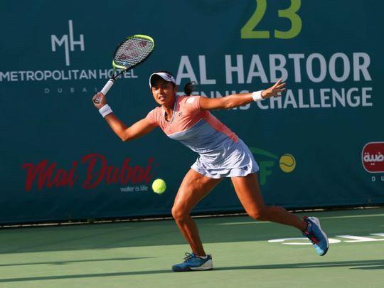 Tennis-Ankita Raina