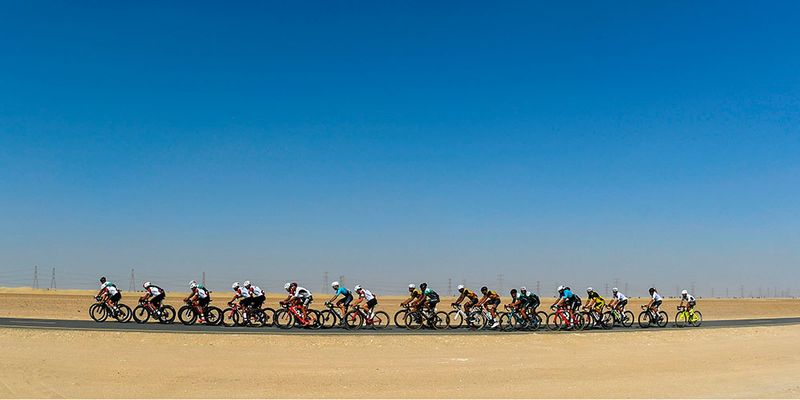 5th Al Salam Cycling Championship