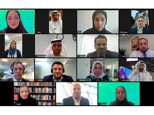NAT TRA Virtual Press Conference on UAE Pass-1607436161154