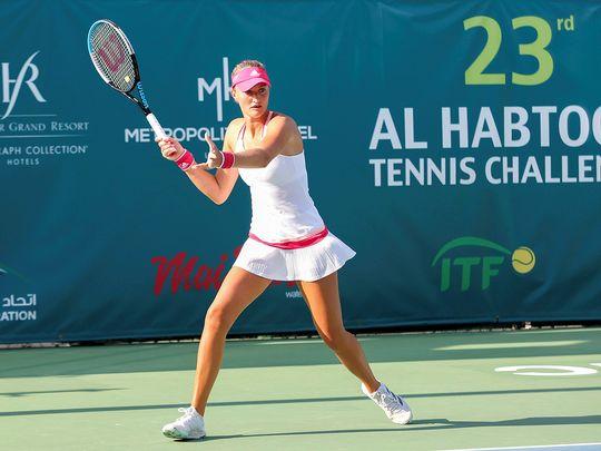 Tennis-Habtoor
