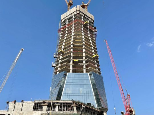 Uptown Dubai DMCC