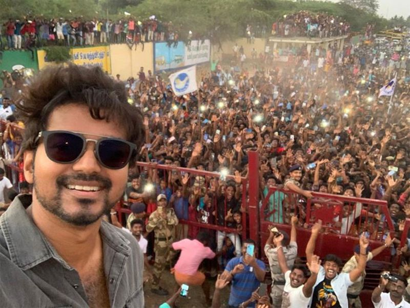 Vijay: Tamil star