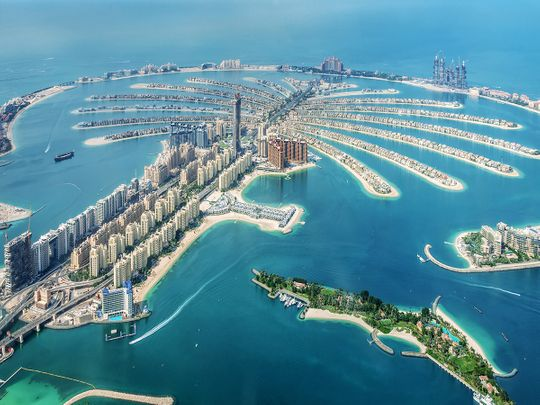 Stock Palm Jumeirah