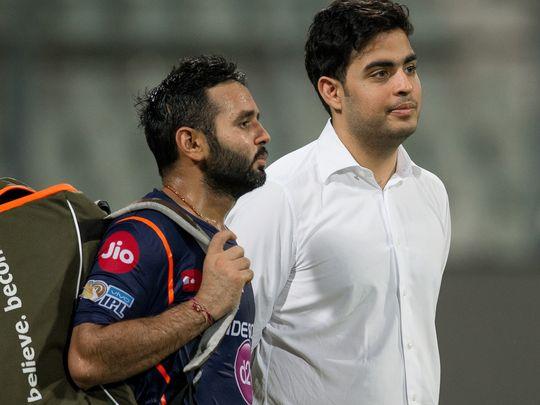 Cricket-Parthiv Patel