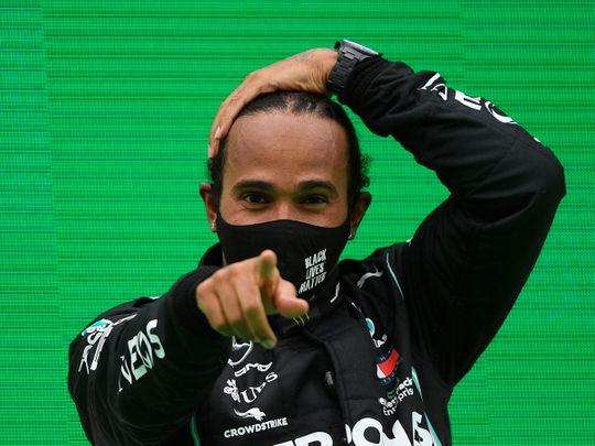 Lewis Hamilton will race in Abu Dhabi