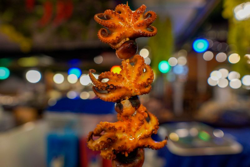 Must try foods at Global Village