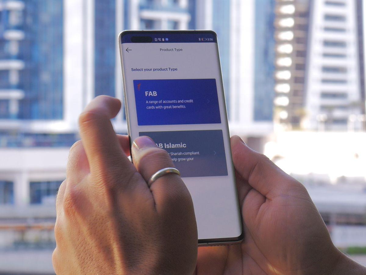 Huawei FAB App