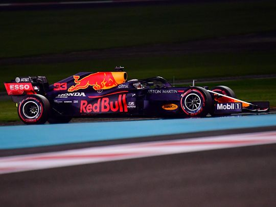 Max Verstappen claims pole position in the Abu Dhabi Grand Prix