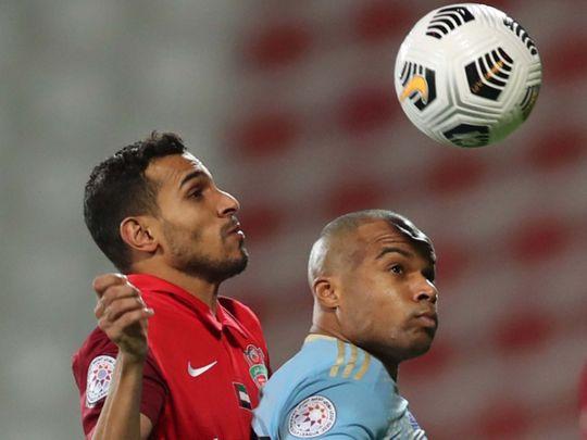 Shabab Al Ahli Dubai dropped points against Dhafra