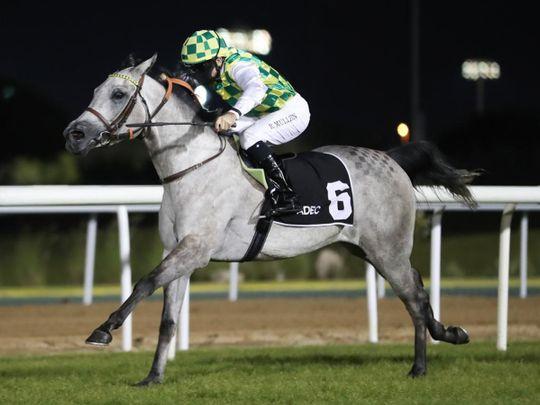 Heba Al Wathba wins in Abu Dhabi