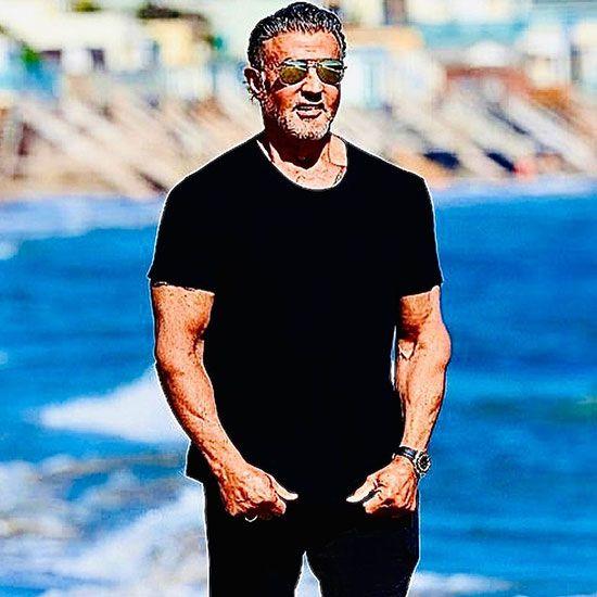 Silvestor Stallone