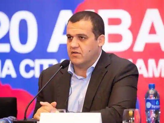 AIBA boss Umar Kremlev
