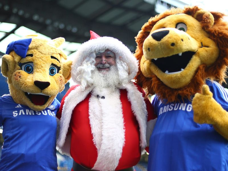Chelsea are back in action against London rivals on Boxing Day