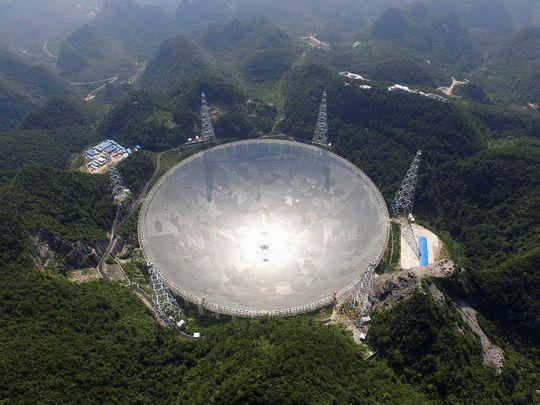 China giant telescope