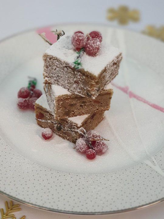 Christmas Spiced Cake