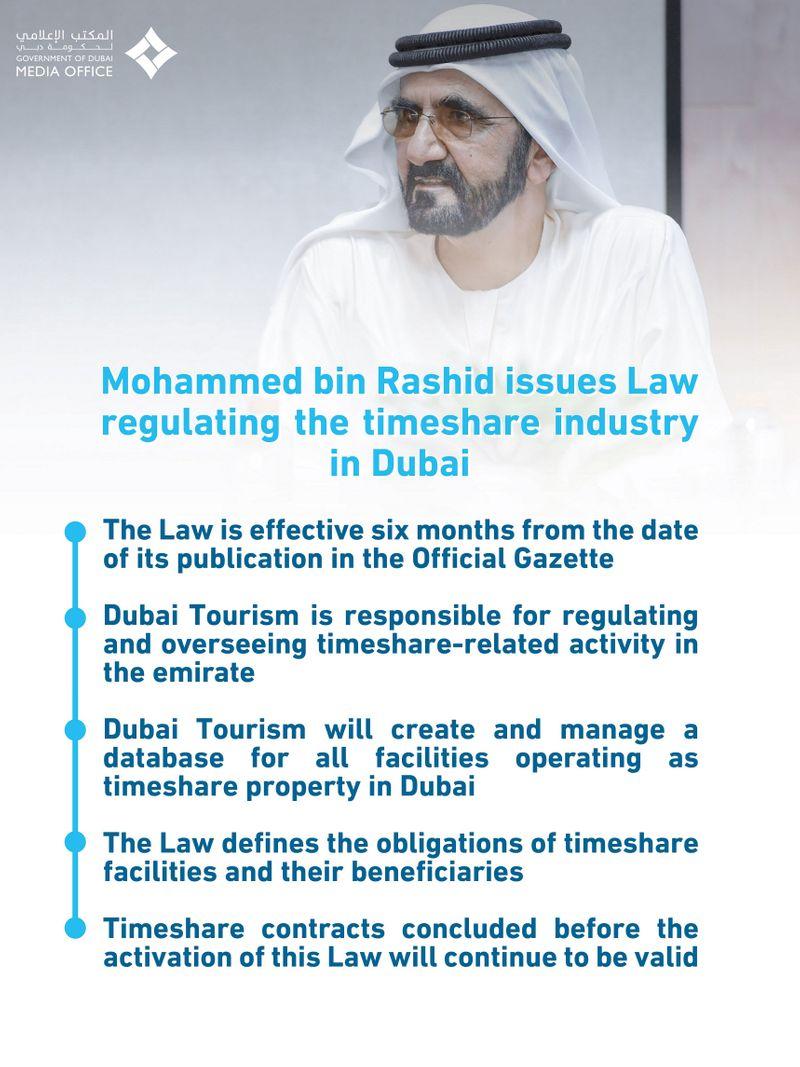 Dubai Timeshare Law