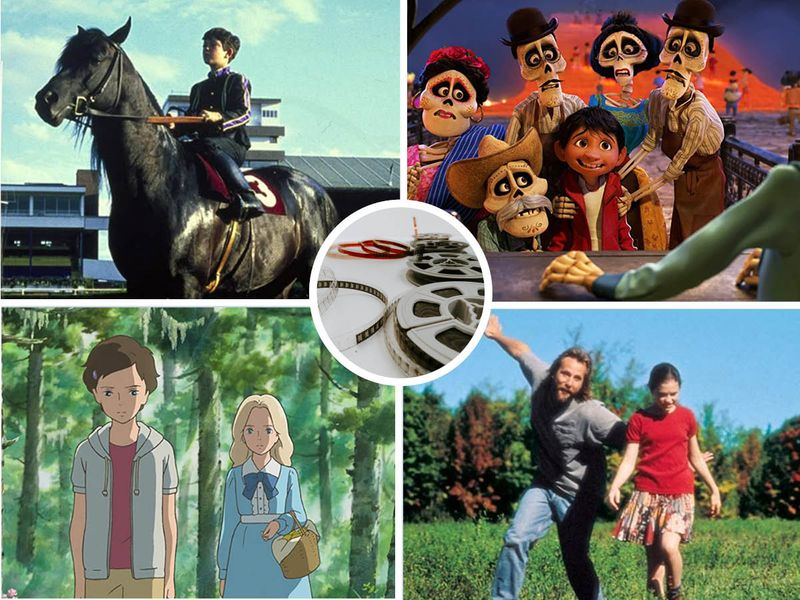 Films to help kids dealing with grief