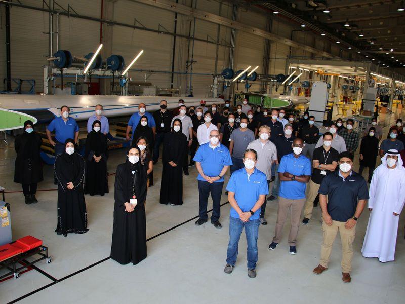 Strata Manufacturing, Al Ain