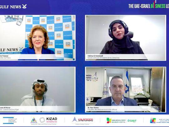 UAE Israel Business Summit