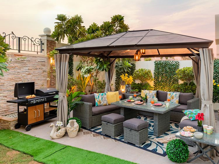Backyard Makeover Tips To Transform Your Backyard Into A Cozy Space Lifestyle Gulf News
