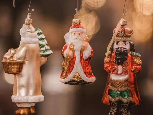 Nostalgic Christmas markets with kids' activities in Dubai