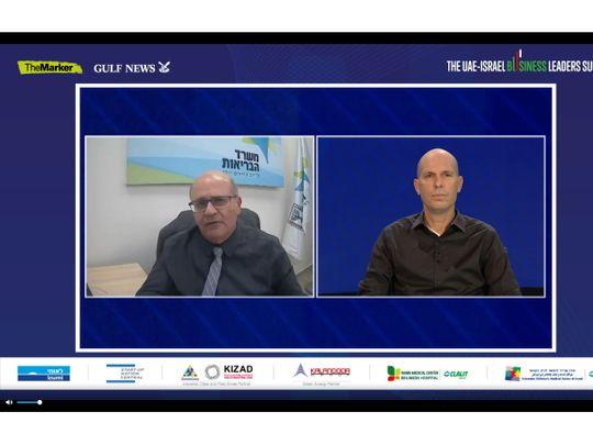 Prof.-Chezy-Levy and Hagay-Amit