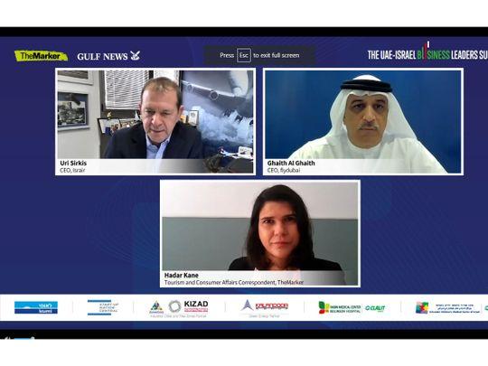 UAE-Israel Business Leaders Summit