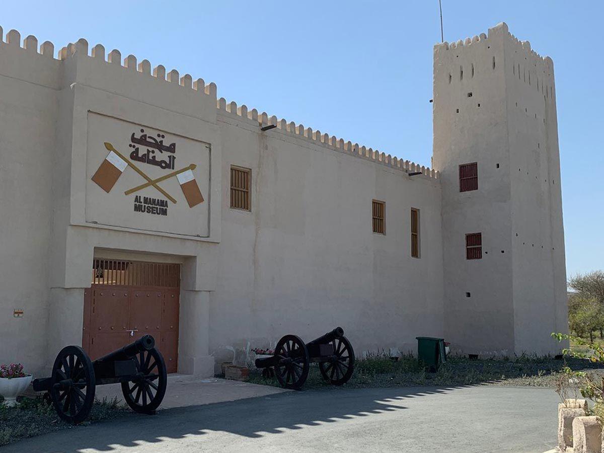 White fort