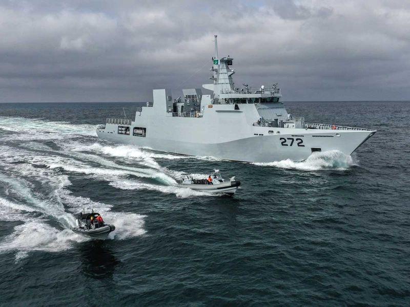 PNS Tabuk corvette Pakistan navy
