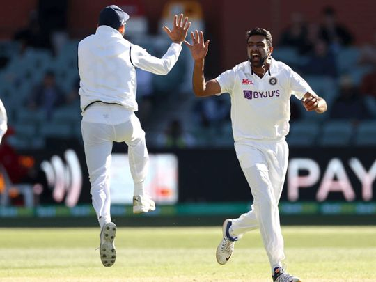 Cricket-Ashwin